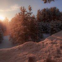 зимний вечер :: Дамир Белоколенко