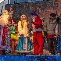 Новогодние гуляния в г.Владимире :: Сергей Цветков