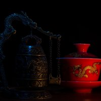 тема с драконами :: Pavel Lomakin