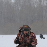 Зимняя рыбалка :: Рустэм Ануарбеков