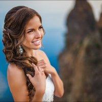 Cамая красивая невеста – это та невеста, которая светится от счастья :) :: Алексей Латыш
