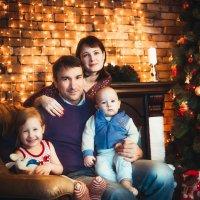 Семейный НГ :: Илья Земитс
