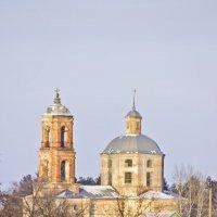 Церковь Иоанна Богослова. с.Коровино. :: Алена