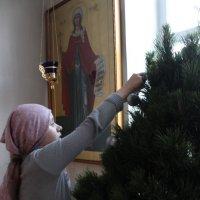 На кануне Рождества :: Ангелина Божинова