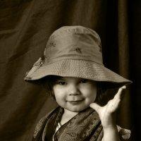 Портрет 3-летней дочери :: Олег Синица