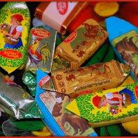 Вкус детства... :: Андрей Заломленков