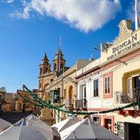 Рождество на Мальте. :: Лейла Новикова