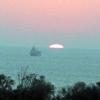 Море. Закат. :: Герович Лилия