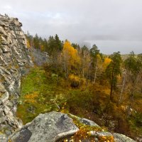 Великая шиханская стена :: Мария Кухта