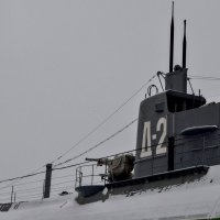 Подводная лодка :: Юрий Тихонов