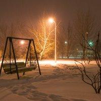 одинокий город :: Наталья М
