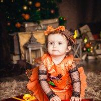 Первая фотосессия 2016 года! Замечательная, красивая и милая семья! ) :: Андрей Молчанов