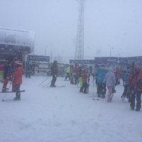 Сахалин провожает снежком. :: Татьяна ❧