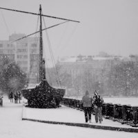 Зима пришла :: Владислав Филипенко