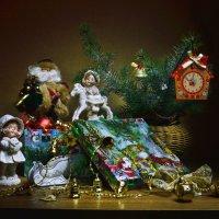 Как то раз под Рождество... Именно в Сочельник... :: Валентина Колова