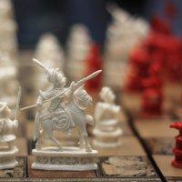 Шахматы :: Светлана Печорина