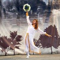 Танец ангела :: Владимир Болдырев