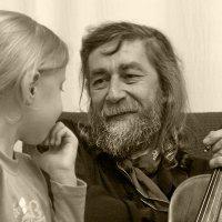 Знакомый музыкант :: Олег Синица