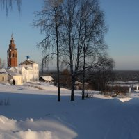 Зимняя Чердынь :: Валерий Чепкасов