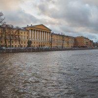 Фонтанка СПБ :: Александр Кислицын