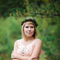 Портрет в лесу :: Артем Важинский