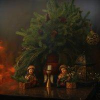 Рождественский сочельник :: Natali K - НатальЯ* -