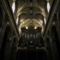 L'Eglise Saint Sulpice :: Sergei Korzh