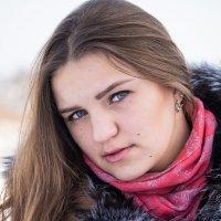 Зимнее :: Анна Слободенюк