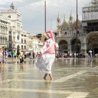 Потоп в Венеции :: Николай Танаев