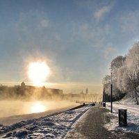 Река Нарва, Эстония :: veera (veerra)
