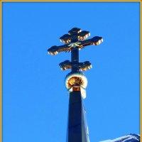 Золотой крест :: Андрей Заломленков