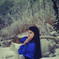 зима :: Inna Sherstobitova