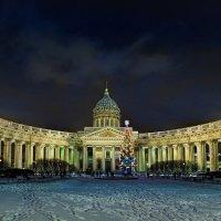 Казанский собор в Санкт-Петербурге. :: Валентин Яруллин