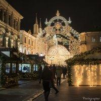 Москва праздничная :: Виктор М