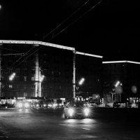 Ночная Москва :: Елена Ушакова