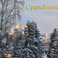 С Рождеством Христовым :: Марина Черепкова