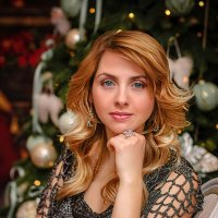 Новогодняя Ночь :: Виктория Дубровская