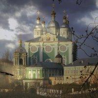 г. Смоленск. Успенский собор 12в. :: Сергей Яснов