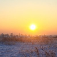 Зимний вечер :: Денис Матвеев