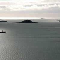 Северное море :: Николай Танаев
