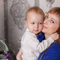 Мама и малыш :: Александр Лобков
