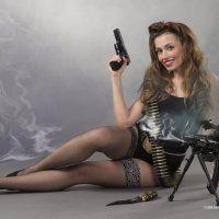 Стрельбу закончила! :: Александр Заварухин