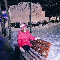 Засмотрелась на дед мороза. :: Света Кондрашова