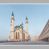 Прогулки по Казани. Мечеть Кул-Шариф. :: Александр Лебедев