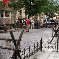 Закулисье съёмочных площадок-56. :: Руслан Грицунь