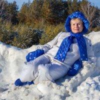 снеговая... :: Виктор Ковчин