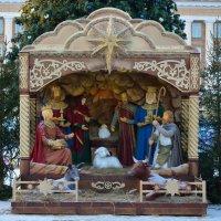 С Рождеством Христовым! (этюд 1) :: Константин Жирнов