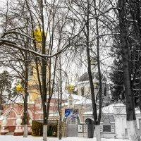 Церковь Спаса Преображения в Переделкино :: Александр Филатов