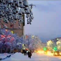 Город с рябиной :: Кай-8 (Ярослав) Забелин