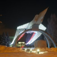 Пермь, МИГ на взлёте :: Александр Буторин